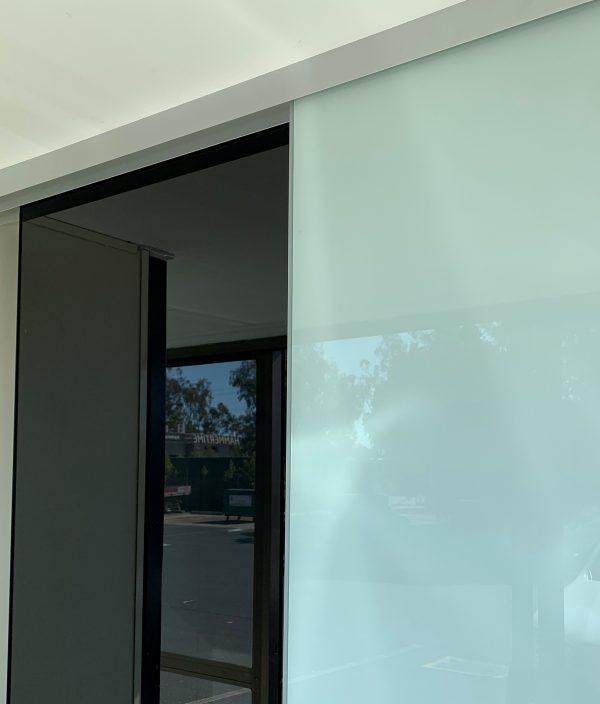 Opti Glass Sliding Doors