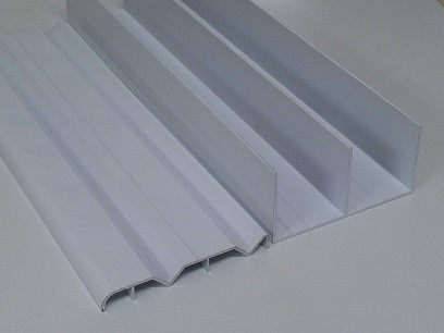 Tracks 3600mm 82mm Wide Sliding, Replacement Track For Sliding Mirror Closet Doors